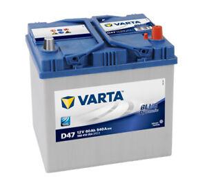 Varta D47 Blue Dynamic 12 V 60 Ah 540