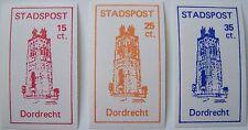 Stadspost Dordrecht 1970 - Serie Grote kerk ongetand