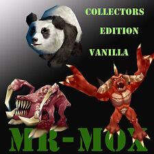 World of Warcraft - Classic Collectors Edition - Loot WoW Unused Vanilla! [EU]