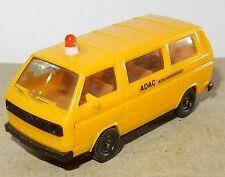 MICRO HERPA HO 1/87 VW MINI BUS T3 ADAC ASSISTANCE