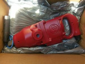 """Chicago Pneumatic CP0610 Galed 1"""" Straight Impact Wrench"""