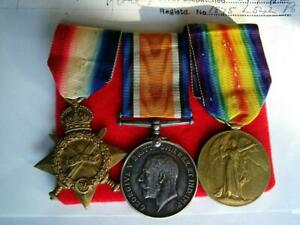 WW1 medal trio Corp Raats Ordnance Dept Union Defence Force South Africa