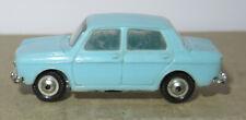 a old Made France 1962 MICRO NOREV HO 1/87 SIMCA 1000 1961/1968 BLEU PALE #519