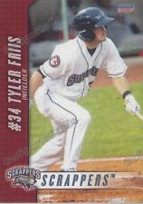 2017 Mahoning Valley Scrappers Tyler Friis RC Rookie Cleveland Indians