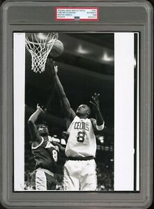 Kobe Bryant ROOKIE Lakers 1996 PSA/DNA Type 1 Original Boston Herald Press Photo