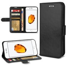 Handy Klapp Tasche Apple iPhone 7 Hülle Book Cover Schutz Flip Case Schutzhülle