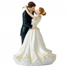 """Royal Doulton Occasions Forever Figurine Cake Topper HN5647 New 9.25"""""""