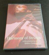 Harmony Of Strings: A Documentary on the Sphinx Competition (DVD) film NEW