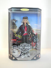 1997 HARLEY DAVIDSON 1st First Edition BARBIE Doll W/ Blonde Hair 17692 RARE NR