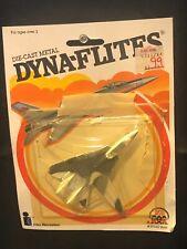Zee Toys Vintage 1982 Dyna-Flites F-14 Tomcatjet Fighter Plane