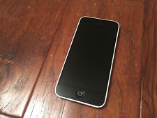 Apple iPhone 5c - 8GB - White (Unlocked) A1532.  Super Condition