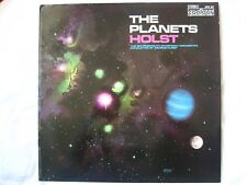 "Holst 'The Planets' - Bournemouth Symphony Orchestra (1974) 12"" vinyl LP"