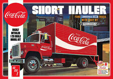 AMT 1/25 Ford Louisville Line Coca Cola Short Hauler Truck PLASTIC KIT 1048