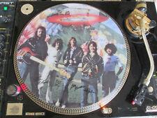 "Boston – Rock And Roll Band Mega Rare 12"" Picture Disc Single Promo LP NM"