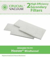 2 REPL Hoover WindTunnel Secondary Filters Part # 38765-019 38765019 38765023