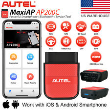 Autel MaxiAP AP200C OBD2 Auto Diagnosic Tool ABS SRS EPB DPF Code Reader Scanner