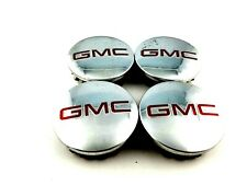 2014-2020 GMC SIERRA YUKON WHEEL RIM HUBCAP HUB CAP CENTER COVER SET OEM (2016)