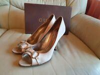 Ladies Gucci Horsebit Shoes Heels  UK  6      Eur  39