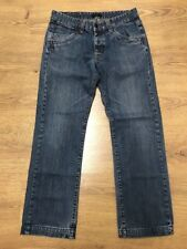"FIRETRAP Mens Zephyr Patch Classic Blue Fade Straight Jeans Waist 32"" Leg 30"""