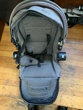 Baby Jogger City Select Lux Second Seat Kit In Grey Color