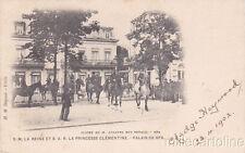 * BELGIUM - Spa - S.M.La Reine et S.A.R.La Princesse Clémentine 1902