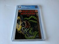 WEIRD MYSTERY TALES 4 CGC 9.6 WHITE PAGES HORROR DC COMICS 1973