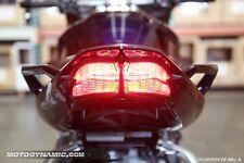 06-15 Yamaha FZ1 FZ-1 INTEGRATED Turn Signal LED Tail Light Clear Lens