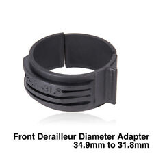 Front Derailleur Clamp 34.9mm To 31.8mm Mech Adapter Band Shim Bicycle Accessory