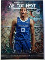 2018 Panini NBA Hoops We Got Next Jaren Jackson Jr Rookie RC #WGN-4, Grizzlies