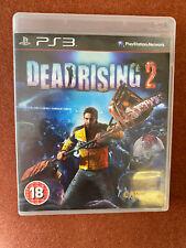 Dead Rising 2 - Playstation 3 - Free UK Post.