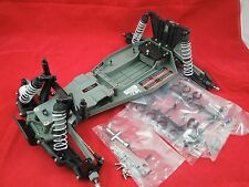 TRAXXAS RUSTLER XL-5 PRE ROLLER ROLLING CHASSIS  XL5 tools parts brushed BUGGY