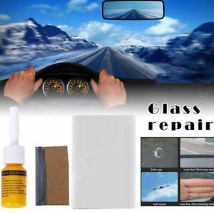 Window Repair Car Windshield Repair Glass Fluid Resin Cure Strips Glass Re-new