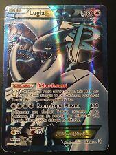 Carte Pokemon LUGIA 134/135 Holo EX FULL ART Française