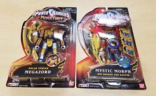 Bandai Power Rangers Mystic Force Solar Streak Megazord Red Dragon Fire Ranger