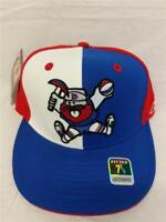 New Denver Nuggets Mens 7 1/4-3/8-5/8 Reebok Hardwood Classic Flatbrim Hat $28