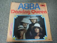 "ABBA Dancing Queen RARE German 7"" Single"