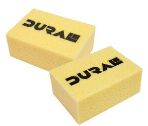 Dural Professional Tile Bathroom/Kitchen Grouting Sponges Fast postage UK