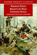 Rights of Man, Common Sense, and Other Political Writings (Oxford World's Classi