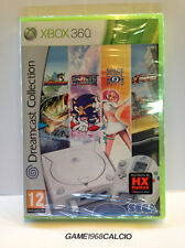DREAMCAST COLLECTION (XBOX 360) NUOVO SIGILLATO NEW SEALED PAL VERSION