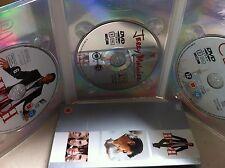 Will Smith Crociera Del Tom ATTACCO / JERRY MAGUIRE / CLOSER ~ 3-Disc UK Set DVD