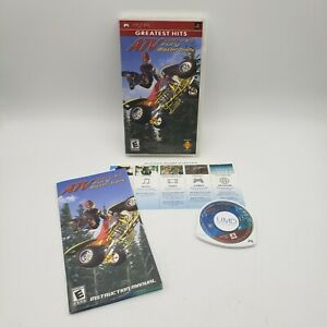 ATV Offroad Fury Blazin Trails (Sony, PSP) - Complete