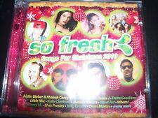 So Fresh Songs For Christmas 2016 Various 2 (Wham Delta Goodrem Band Aid) CD - N