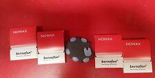 Bernafon Oticon No Wax Hearing Aid Wax Guard Filters (5 packs) of 6 wax system