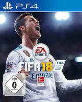 FIFA 18 - PS4 - Sony  Playstation 4 - 2018 Neu & OVP Deutsche Version