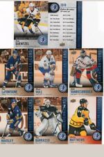 17/18 2017/18 2018 Upper Deck National Hockey Card Day USA 17 Card Set Keller