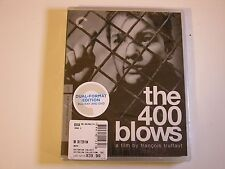 THE 400 BLOWS -- DUAL FORMAT EDITION   CRITERION    NEW   /  BLU-RAY