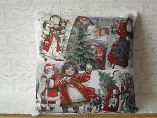 Kissenhülle, Kissenbezug, Dekokissen, Weihnachten, Advent 40x40 cm