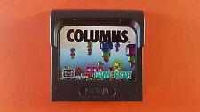 COLUMNS / cartouche Game Gear / SEGA