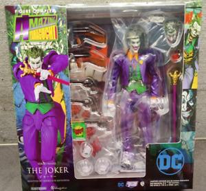 KAIYODO figure complex AMAZING YAMAGUCHI The Joker Revoltech Batman Harley Quinn
