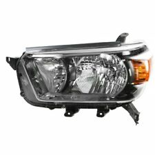 2010 2011 2012 2013 FOR TY 4RUNNER HEADLIGHT W/LED LEFT W/TRAIL 81170-35530